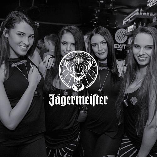 Jägermeister Promo Team
