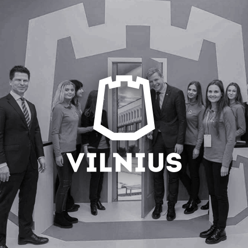 Open Vilnius expo stand & activation