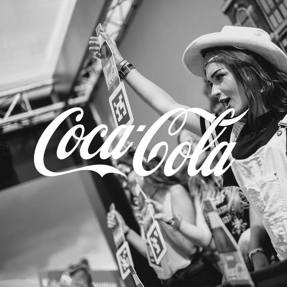 Coca-Cola activation @Granatos 2017 festival