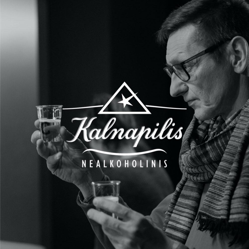 Kalnapilis Non-Alcoholic blind tastings